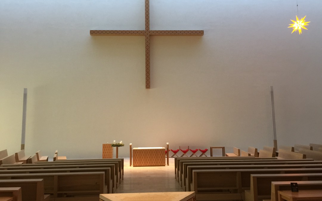 Veränderungen bei den Beschränkungen für Gottesdienste sollten möglich sein